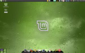 Stratos' Isadora desktop