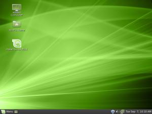 Linux Mint Debian