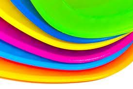 IKEA Plastic Plates
