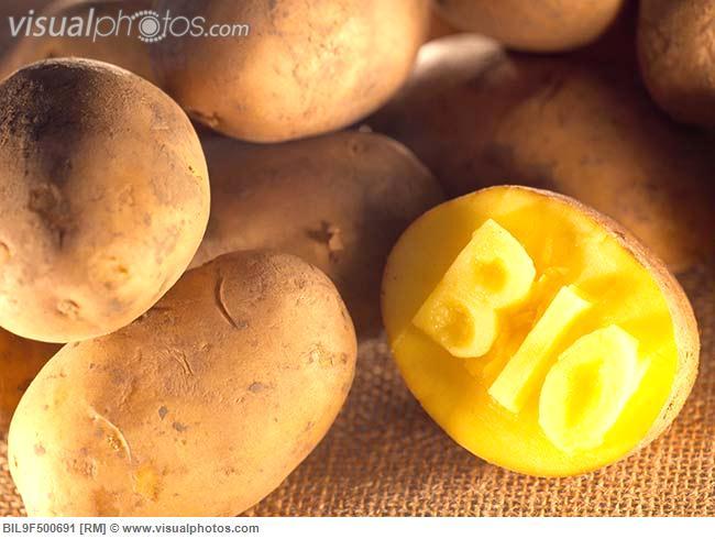 Βιολογικές πατάτες